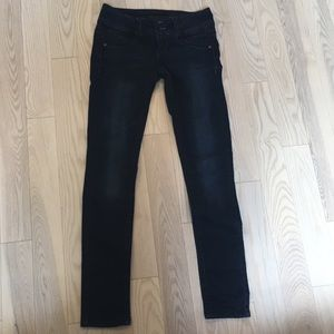 Candies skinny jeans size 0
